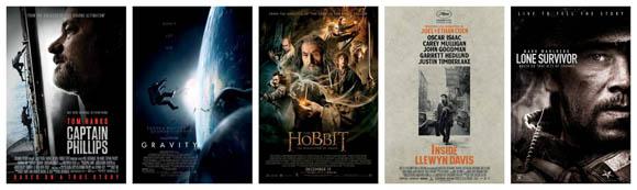 Oscars 2014 - Beste Tonmischung
