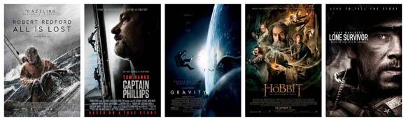 Oscars 2014 - Bester Tonschnitt