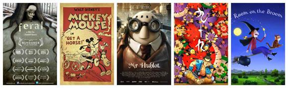 Oscars 2014 - Bester animierter Kurzfilm
