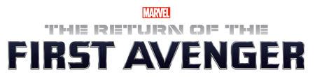 The Return of the first Avenger- Logo