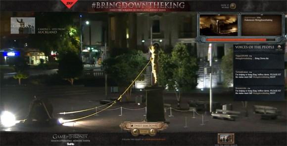 BringDownTheKing - Games of Thrones