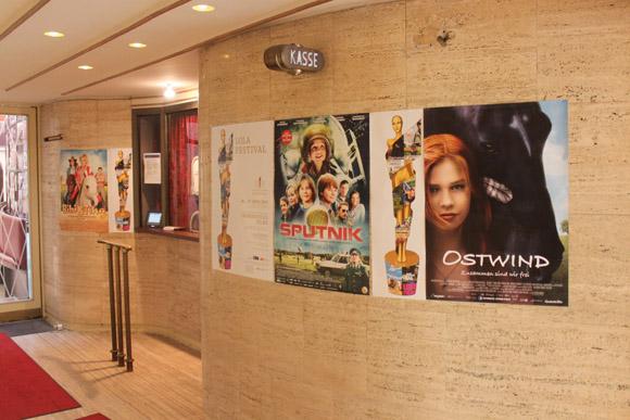 LOLA FESTIVAL DFP 2014 - Astor Filmlounge Foyer