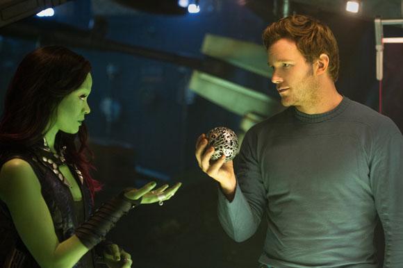 Guardians of the Galaxy- Szenenbild