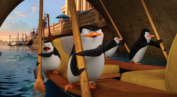 Die Pinguine aus Madagascar - Szenenbild 2