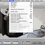 Beispiel MPEG Streamclip