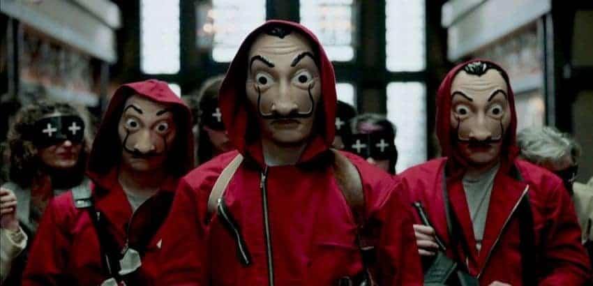 La Casa Di Carta 3 Data Di Uscita Netflix E Nuovo Trailer