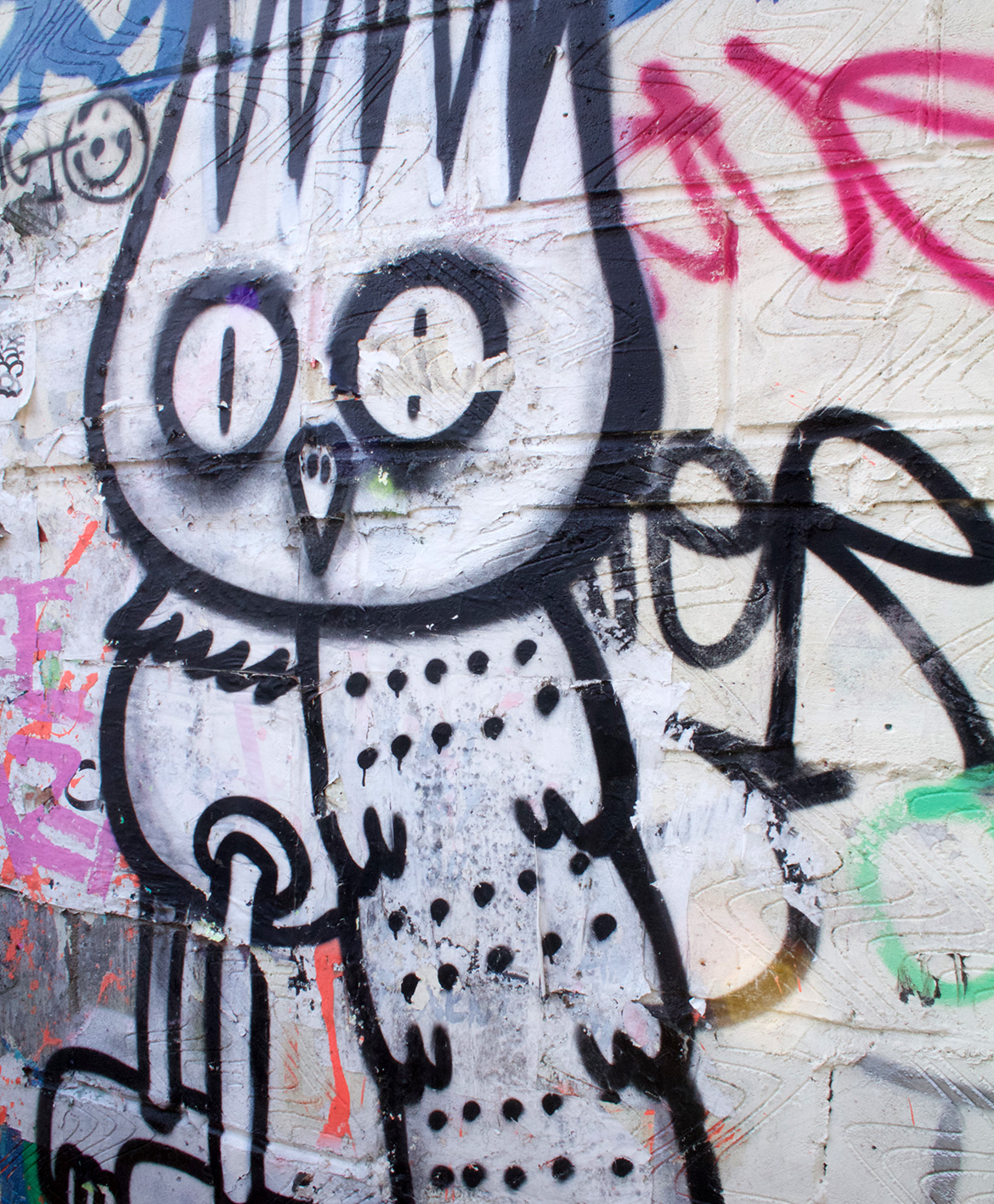 E2-Owl-Graffiti
