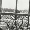 President Harry Truman at groundbreaking