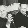 President Harry Truman and North Carolina Governor William Kerr Scott