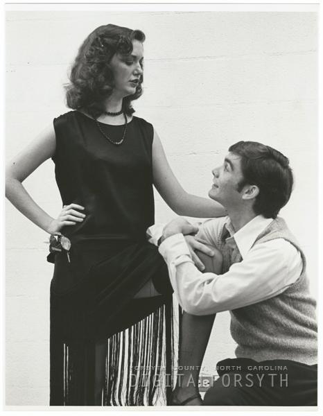 Wake Forest University Theatre Dept. production of Cabaret