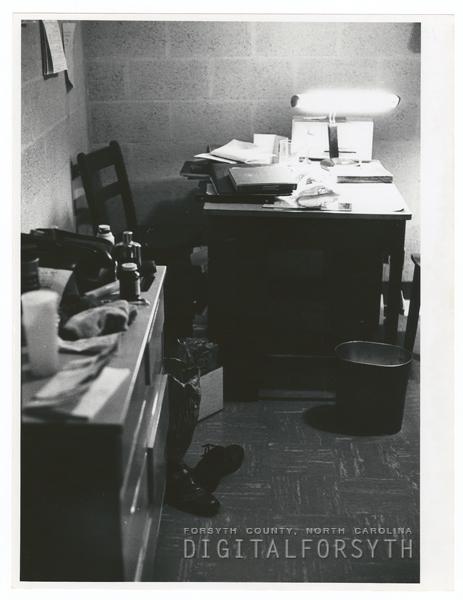 Wake Forest Dormitory Desk
