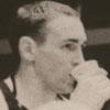 Wake Forest basketball player Bob Leonard