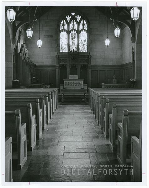 Davis Memorial Chapel