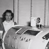 Iron Lung in Operation