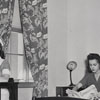 Study and Leisure in the Nurses Dorm