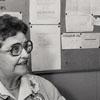 Senior Volunteer, Mrs. Irene Todd