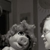 Puppetry with Miss Piggy