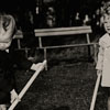 Davis and Gray Children at Medical School Groundbreaking