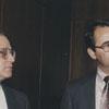 Dr. C. Douglas Maynard and Mr. Len Preslar