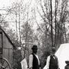 """At Fries Mill, 1896"""