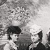 Three Unidentified Girls