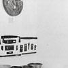 """WACHOVIA MUSEUM / 1939 / NORTH WEST CORNER / 1ST FLOOR OLD BLDG."""