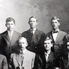 Last graduating class of the Salem Boys' School (Class of 1910)
