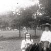 """Etta Bell and Albert Stevens, Bost Mills, NC"""