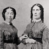 "Amelia ""Amy"" Adelaide  and Lizette Van Vleck"