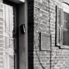 Doorway of Salem's Single Sisters' House