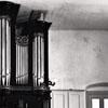 Tannenberg Organ in Home Moravian Church