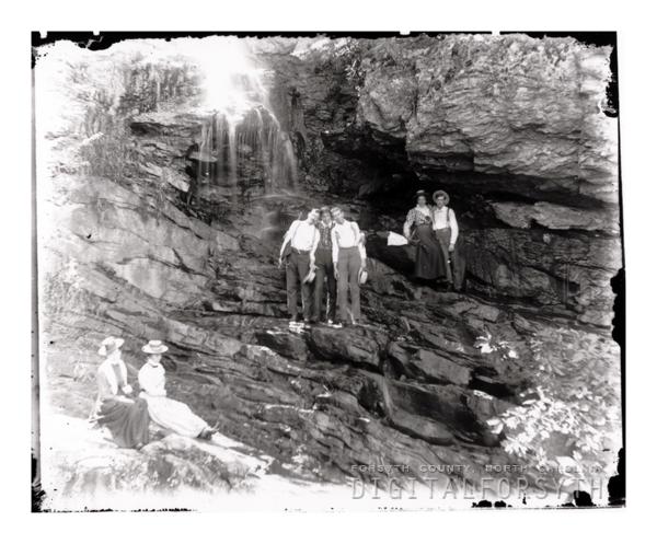 Rock Quarry in Kernersville, North Carolina