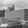 Winston-Salem City Hall and the Forsyth County Jail.