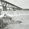 Idol's Dam and Power Plant on the Yadkin River, 1905.