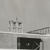 Construction of Z. Smith Reynolds Airport Terminal Building, 1942.