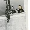 Dedication of the Z. Smith Reynolds Airport Terminal Building, 1942.