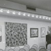 Arts Council Gallery at the James G. Hanes Community Center, 1958.