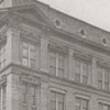 The Masonic Temple at the northwest corner of West Fourth and Trade Streets, 1918.