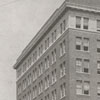 The O'Hanlon Building at the northwest corner of North Liberty and West Fourth Streets, 1918.