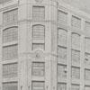 Universal Auto Company's new garage, 1918.