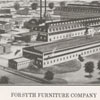 Forsyth Furniture Company, 1918.