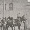 Ziglar & Waggoner Sale and Feed Stable, 1918.