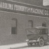 Carolina Foundry and Machine Company, 1918.