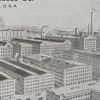 Composite view of the R. J. Reynolds Tobacco Company factories, 1918.