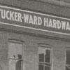 Tucker-Ward Hardware Store, 1918.
