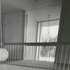 Interior of the Dr. Charles M. Howell house on Kent Road, 1961.