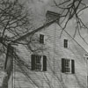 Timothy Vogler House in Old Salem, 1961.