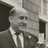 Robert W. Neilson, Mayor Marshall Kurfees, and Ralph L. Dixon, 1961.