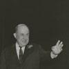 Former Mayor Marshall Kurfees and new Mayor John Surratt, 1961.