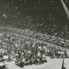Political campaign rally at Memorial Coliseum featuring Henry Cabot Lodge, 1960.